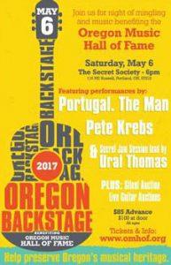 Oregon Backstage – Oregon Music Hall of Fame